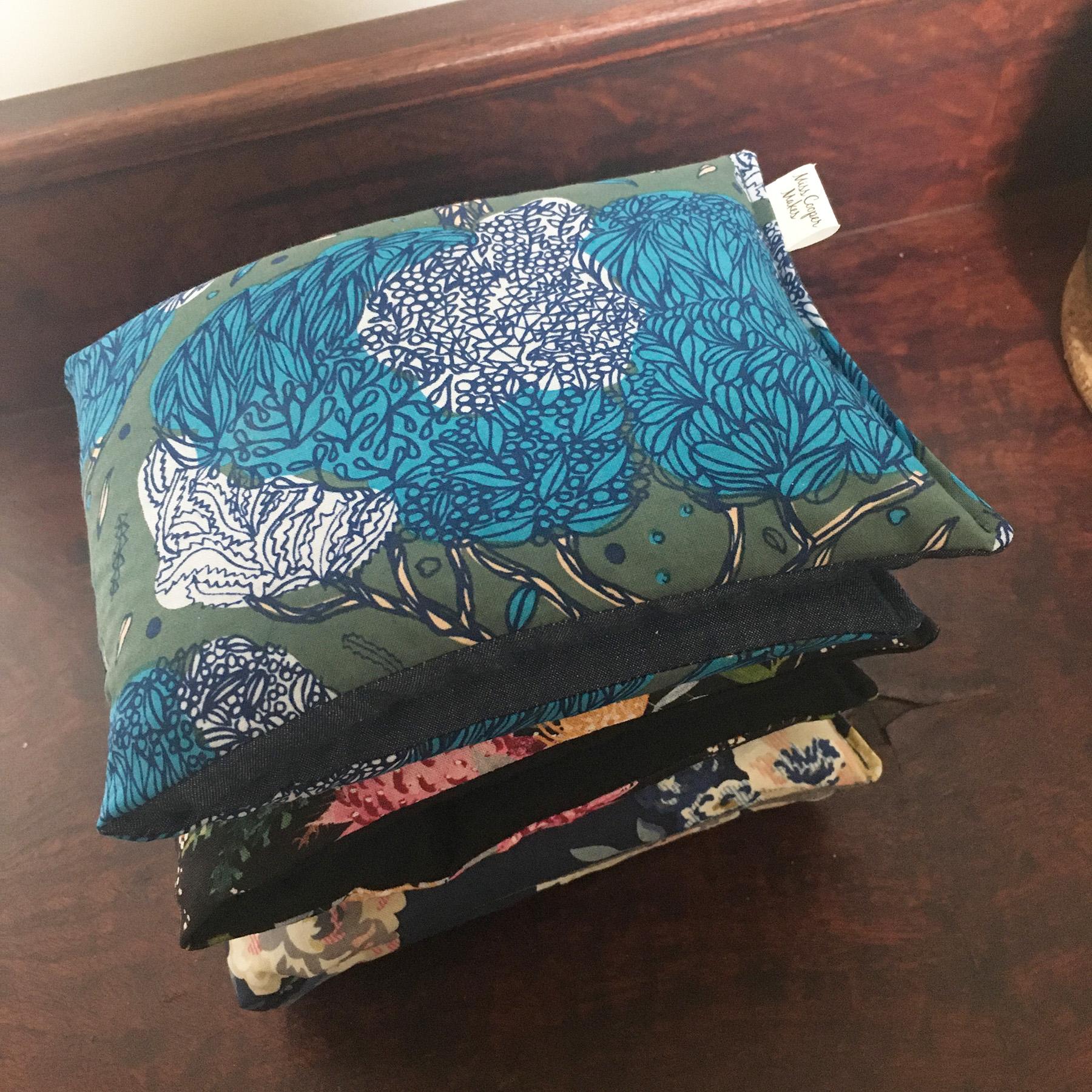 Wheat Packs & Eye Pillows